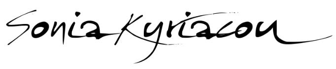Sonia Kyriacou